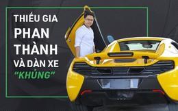 """Trước Maybach S450, Phan Thành từng mạnh tay mua những mẫu xe """"khủng"""" nào?"""