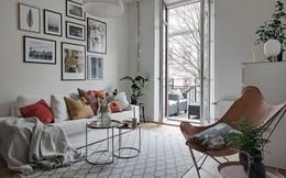 """Thiết kế căn hộ 46m2 rộng thoáng không ngờ, """"đốn tim"""" vạn người"""