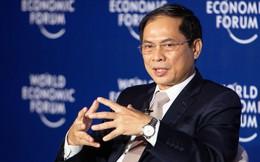 """Thứ trưởng Bùi Thanh Sơn công bố những con số """"biết nói"""" về WEF ASEAN 2018"""
