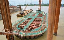 Chủ đầu tư dự án chống ngập 10.000 tỷ nói gì về việc bị nhà thầu tố dùng thép Trung Quốc?