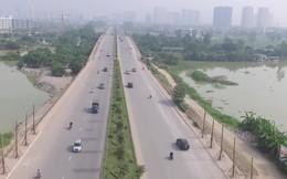 Video: Ngắm đường trục phía Nam Hà Nội 5.000 tỷ đồng trước ngày khánh thành từ flycam