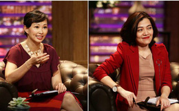 """Điều ít biết về 2 nữ """"cá mập"""" của Shark Tank Việt: Quyền lực, nhiệt huyết và đầy tài năng"""