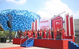 Khánh thành khuôn viên Trường Đại học đầu tiên tại Việt Nam nhận bằng trực tiếp từ Anh quốc