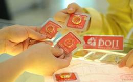 Đầu tuần, giá vàng miếng lình xình quanh 36,6 triệu đồng/lượng