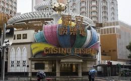 Sòng bạc Macau đóng cửa trong bão Mangkhut, 33 giờ mất 186 triệu USD
