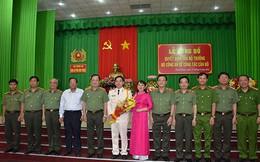 Công an tỉnh Bình Thuận có Giám đốc mới