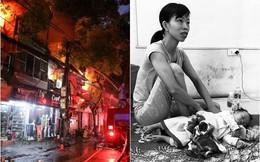 Vụ đám cháy ở gần bệnh viện Nhi Trung ương: Cộng đồng mạng kêu gọi chung tay giúp đỡ bệnh nhân nghèo