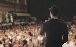 8 cách đơn giản được các diễn giả nổi tiếng áp dụng để vượt qua nỗi sợ của chính mình, thuyết phục và truyền cảm hứng cho đám đông