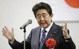 Thủ tướng Nhật Bản Shinzo Abe được bầu lại làm Chủ tịch LDP