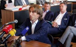 2 tháng sau kỳ tích World Cup, Quả bóng vàng Modric đối diện với án tù 5 năm