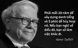 """Đã 88 tuổi nhưng Warren Buffett vẫn không ngừng """"làm giàu"""" và bảo vệ điều này: Đọc để hiểu vì sao tới giờ sự nghiệp của bản thân vẫn """"lẹt đẹt"""""""