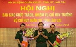 Triển khai quyết định nhân sự của Bộ trưởng Bộ Quốc phòng