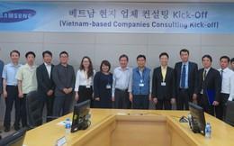Samsung giúp DN công nghiệp hỗ trợ tham gia sâu vào chuỗi giá trị