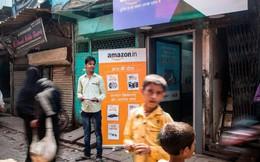 Amazon thâu tóm cổ phần chuỗi siêu thị Ấn Độ
