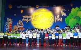 Vietbank trao học bổng cho trẻ em mái ấm TPHCM trong dịp Trung thu 2018