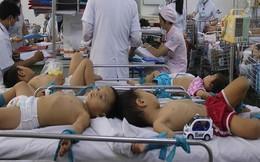 Dịch tay chân miệng tăng đột biến, một trẻ tử vong