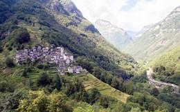 Làng khách sạn độc đáo ở Thụy Sĩ