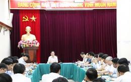 Bộ trưởng GTVT thúc tiến độ phân khai vốn cao tốc Bắc - Nam