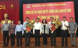 Triển khai các quyết định của Ban Bí thư Trung ương Đảng về công tác cán bộ
