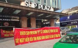 Chung cư SHP Plaza Hải Phòng bị tố vi phạm quy định PCCC