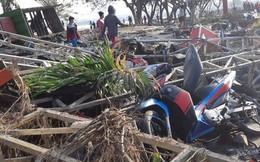 Động đất, sóng thần ở Indonesia: Nhân viên không lưu hy sinh để máy bay cất cánh an toàn