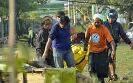 Động đất, sóng thần ở Indonesia: Số người chết tăng vọt lên gần 400