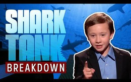 Chân dung cậu bé 10 tuổi lên Shark Tank gọi được 50.000 USD cho startup bán nước chanh với tham vọng sớm lọt top 'Forbes Under 30'