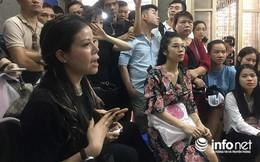 """Vụ """"Giám đốc xin đi tù"""": Khách hàng kéo đến vây kín trụ sở GNN"""