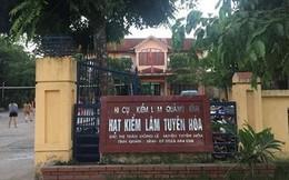 Hạt trưởng Kiểm lâm ở Quảng Bình bị đánh tại trụ sở
