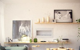 Căn hộ 100 m2 mang phong cách Bắc Âu
