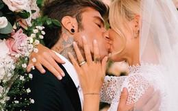 Vogue khẳng định: Đám cưới của Chiara Ferragni hot hơn cả đám cưới cổ tích của hoàng tử Harry và Meghan Markle!