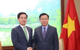 Lotte muốn đầu tư vào fintech và phát triển tài chính tiêu dùng tại Việt Nam
