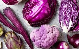 Ăn nhiều rau củ và trái cây có màu đẹp mắt này, bạn vừa giảm nguy cơ bị ung thư vừa trẻ hóa được cả cơ thể: Quan trọng là giá rẻ và dễ tìm kiếm!