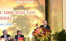Thủ tướng: Đưa 'quốc bảo' sâm Ngọc Linh thành quốc kế dân sinh