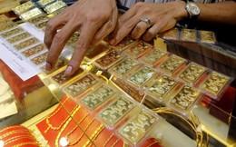 Vàng trong nước vẫn đắt hơn thế giới 3 triệu đồng/lượng