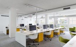 Văn phòng cho thuê tại TPHCM đang là kênh có mức lợi nhuận đầu tư hấp dẫn do khan hiếm nguồn cung