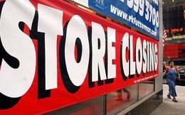 Kỷ lục: Gần 8.000 cửa hàng bán lẻ ở Mỹ phải đóng cửa trong năm 2017