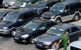 Chính phủ ban hành nghị định về khoán xe công, nhà công vụ