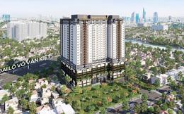 Chỉ từ 1,1 tỷ, sở hữu ngay căn hộ chuẩn hiện đại liền kề đại lộ Võ Văn Kiệt
