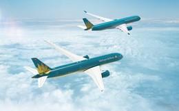 Vietnam Airlines vượt 72% kế hoạch lợi nhuận 2017, sẽ chuyển sang sàn HOSE trong quý II/2018