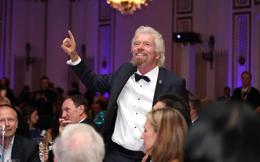 """Tỷ phú Richard Branson: """"Đừng lãng phí thời gian của bạn chỉ để trở thành một người bình thường"""""""