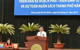 Năm 2018: Mỗi ngày TP HCM phải thu hơn 1.200 tỉ đồng