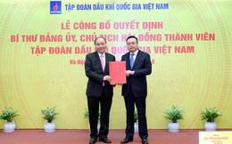 Thủ tướng trực tiếp trao quyết định bổ nhiệm tân Chủ tịch PVN