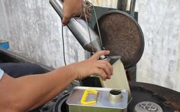 Phát hiện DN trữ hàng ngàn lít xăng, dầu không rõ nguồn gốc