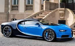"""Cặp đôi xế hộp Bugatti Chiron """"đã qua sử dụng"""" có thể được đấu giá đắt hơn cả một siêu xe mới xuất xưởng"""