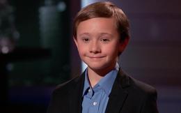 Cậu bé 10 tuổi gây choáng vì vay được 50.000 USD chỉ với quầy nước chanh trong Shark Tank phiên bản Mỹ