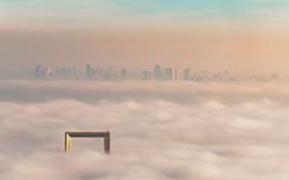 Dubai vừa khánh thành tòa nhà dát vàng trông giống hệt cái khung ảnh