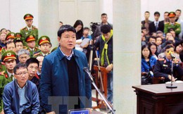 Bị cáo Đinh La Thăng khẳng định đã bị cấp dưới báo cáo sai về Hợp đồng 33