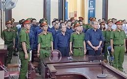 Phiên tòa sáng 11/1: Bị cáo Phan Thành Mai nói khoản vay từ Sacombank dùng nhiều nhất để trả ông Trần Quý Thanh