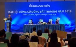 Khang Điền họp Đại hội cổ đông bất thường thành công, 100% thông qua phương án phát hành hơn 51 triệu cổ phiếu sáp nhập
